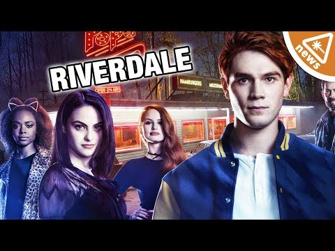 Is Sabrina the Teenage Witch Joining Riverdale? (Nerdist News w/ Jessica Chobot) Mp3