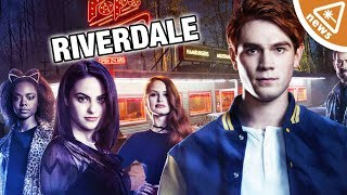 Is Sabrina the Teenage Witch Joining Riverdale? (Nerdist News w/ Jessica Chobot)