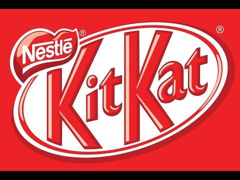 Correct and Proper Way to Eat a Kit Kat