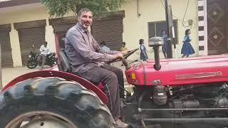 किसान ने खरीदा मेसी 35 अच्छी कंडीशन ट्रैक्टर
