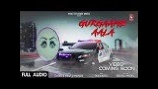 Gurgaame Aala (Audio) | Ghanu Arora | CRACKER| AVI | SUSPENSE | Latest Haryanvi Song 2017 | VOHM
