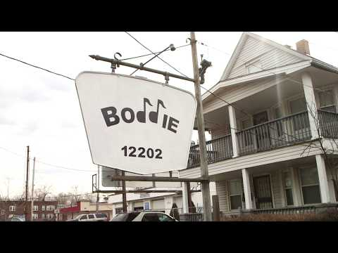 Boddie Recording Company: Capturing the 1960s & 70s of Cleveland's soul (video)