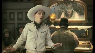 "The Ballad Of Buster Scruggs – ""Surly Joe"" Tim Blake Nelson"