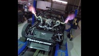 Leroy The Savage Dyno pulls (350hp to 1000+hp)