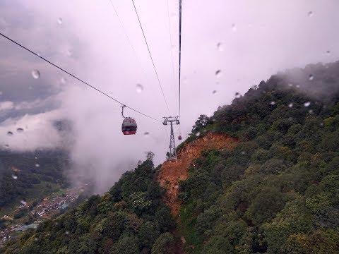 ChandraGiri cable car Kathmandu, Nepal 001