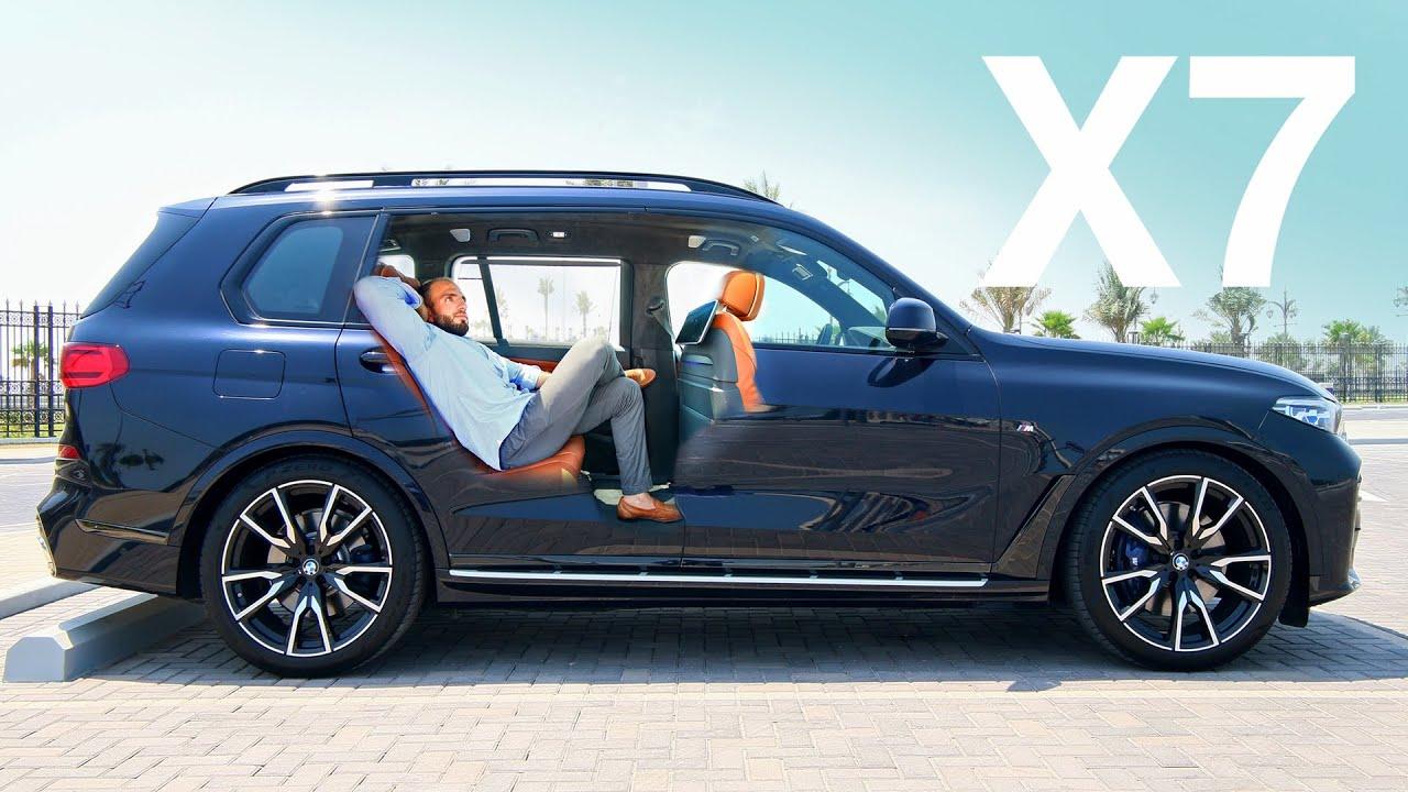 أما سعر السيارة بي ام دبليو bmw x7 موديل 2021 ، فى السوق المصري،فتصل إلى 2 مليون و900 ألف جنيه. أكبر أضخم وأفخم بي ام دبليو في التاريخ Bmw X7 M50i Youtube