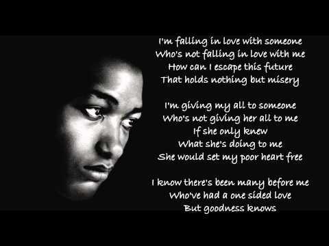 Sam Cooke ♥ Falling In Love