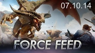 Force Feed - Inquisition Gameplay, Guild Wars China, Magic 2015
