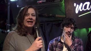 Pierdavide Carone e i Dear Jack raccontano e cantano live la loro