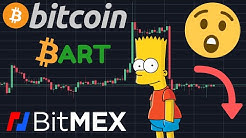 CRAAAZY!!!!! BITCOIN BART-PATTERN A SIGN OF MANIPULATION BY BITMEX!!!!!?