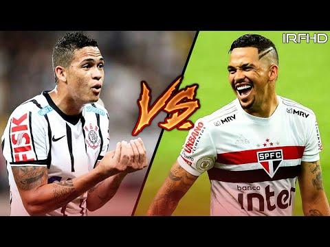 Luciano CORINTHIANS vs Luciano SÃO PAULO • QUAL É MELHOR? | HD