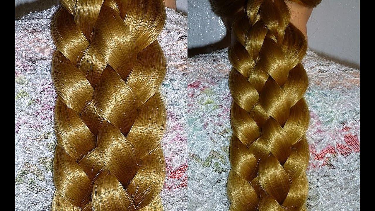 easy braid hairstyle everyday