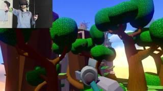 Jacksepticeye VIRTUALLY AWESOME!   Windlands (VR) HTC Vive Jacksepticeye