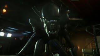 PRAWIE SPADŁEM Z KRZESŁA!   Alien: Isolation #12