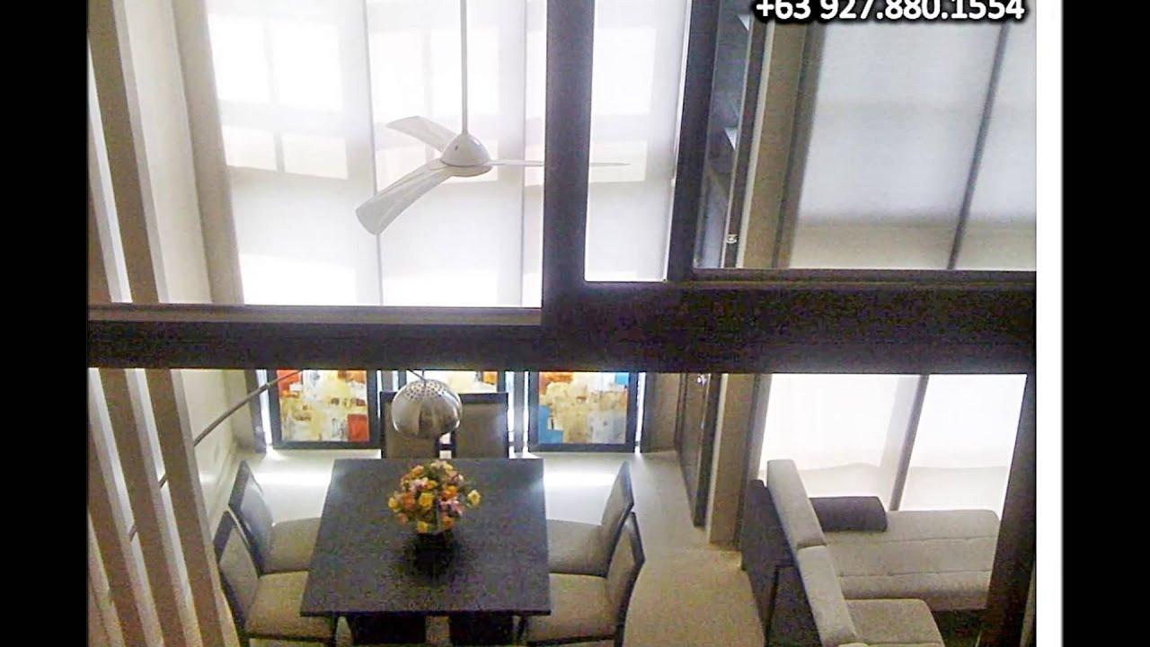2 Bedroom Apartment Condo for Rent Makati Rockwell Joya Lofts ...