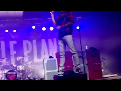 Simple Plan - Perfect. In Chisasibi, Quebec April 26 2014