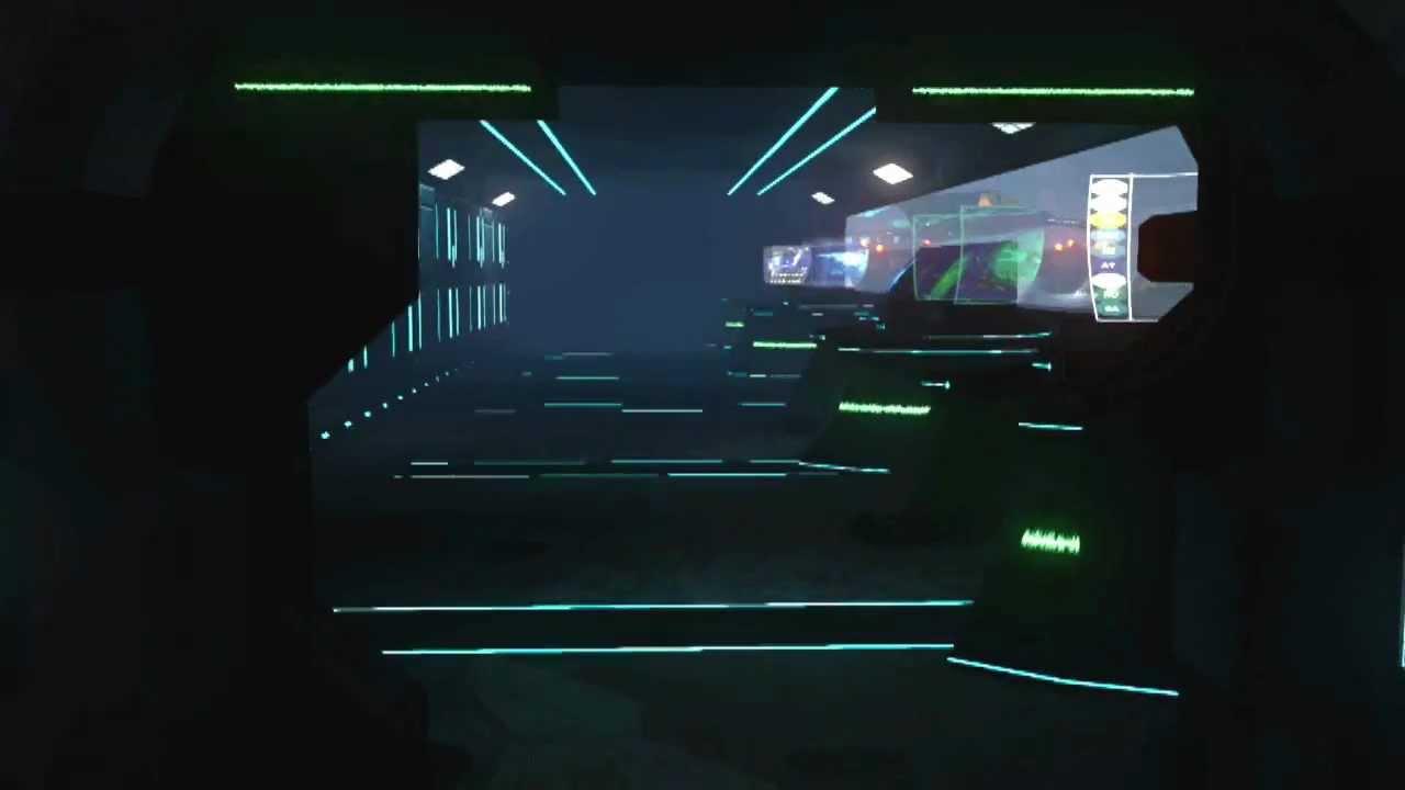 sci fi hangar youtube. Black Bedroom Furniture Sets. Home Design Ideas
