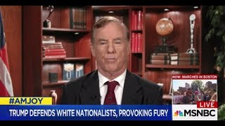 Leftist Howard Dean: If You Vote GOP, You're Voting for a Racist in the White House