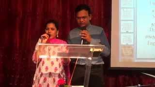 Worship at Elim Revival Church on 16 Nov 2014. part 1