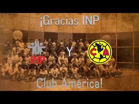 Doctor  Sonrisas y Club América en el INP