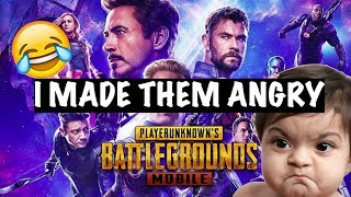 I Triggered People With Avengers Endgame Spoilers🤣 (No Spoilers)