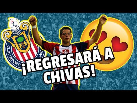 LO CONFIRMAN | Chicharito volverá a casa con las Chivas
