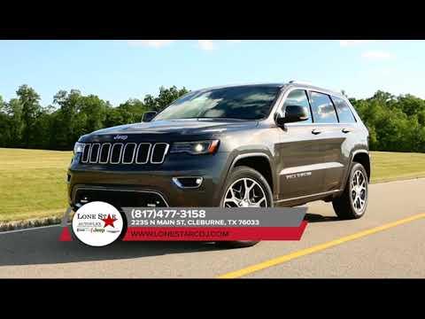 2018 Jeep Grand Cherokee Everman TX | Jeep Grand Cherokee Everman TX