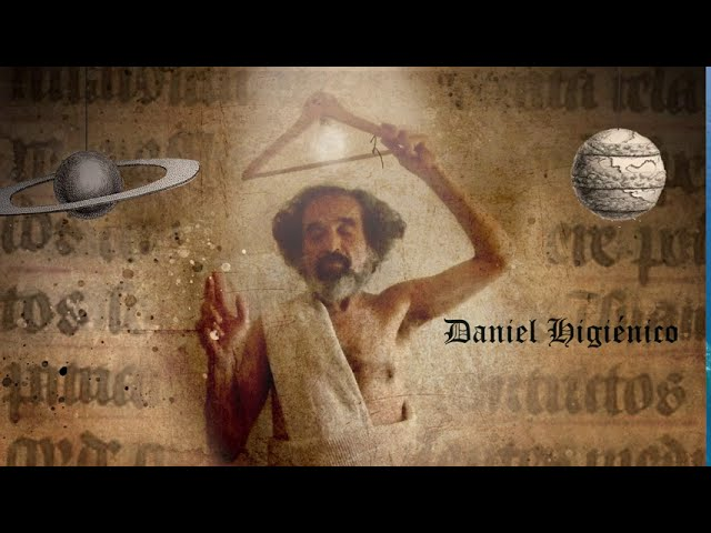 Los gusanos del mundo - Daniel Higiénico (video oficial)