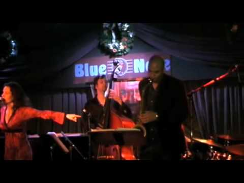 The Carolyn Leonhart Group Live at The Blue Note