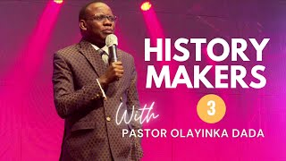 Phoebe: Serve with Your Gift   History Makers 3 - Pastor Yinka Dada, Restoration House   May 9, 2021