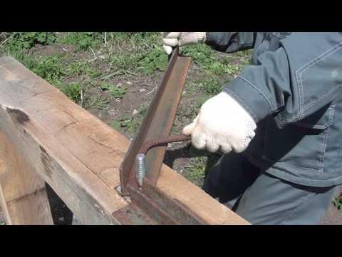 приспособление для гнутья арматуры своими руками