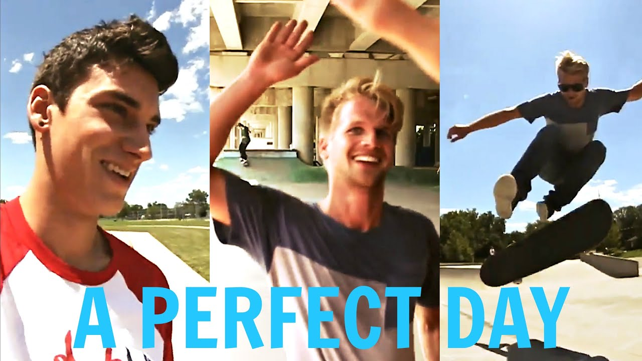 a perfect day in my life The perfect day for a man, and the perfect day for a woman the disparities between the two are stunning, revealing some irreconcilable differences a humorous look at sex differences.