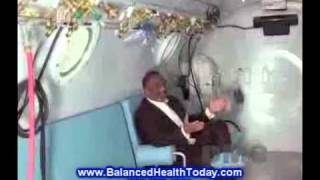 HYPERBARIC OXYGEN THERAPY What has been Treated Part  6 Autism  Immune System Enhancement