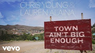 Play Town Ain't Big Enough (feat. Lauren Alaina)