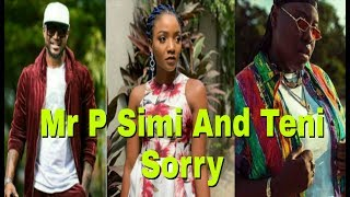 Mr P And RudeBoy Psquare Ft Teni, Simi - Sorry Official Video