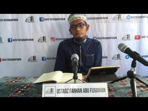 Buktikan bahwa Syaikh Muhammad bin 'Abdul Wahhab Sesat! - Ustadz Farhan Abu Furaihan hafizhahullah