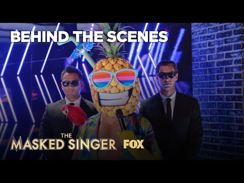 Watch how The Masked Singer hides the identity of its contestants