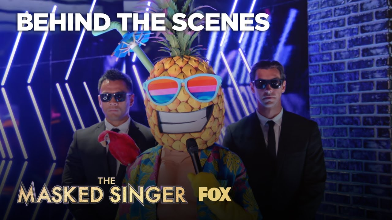 Costume & Security Protocol | Season 1 | THE MASKED SINGER