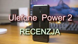 Ulefone Power 2 - smartfon z baterią 6050mAh - test, recenzja #82 [PL]
