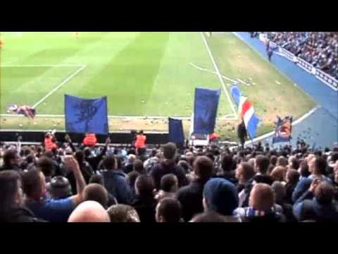 Rangers Song - Four Lads Had A Dream