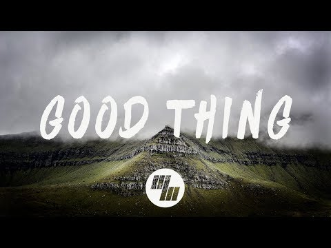 Tritonal - Good Thing (Lyrics / Lyric Video) Justin Caruso Remix, feat. Laurell