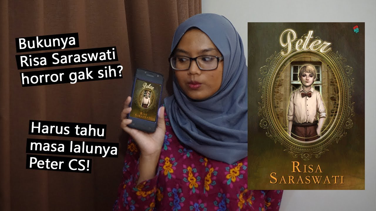 Review Buku Peter Risa Saraswati Booktube Indonesia Youtube