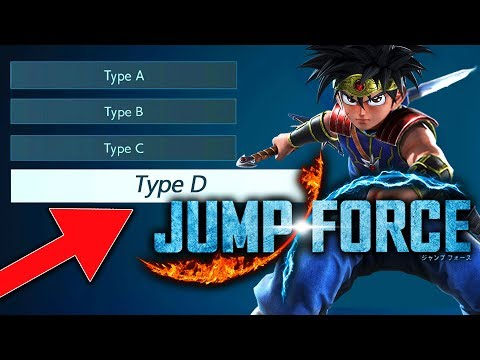 NEW AVATAR FIGHTING STYLE FOUND IN JUMP FORCE FILES!