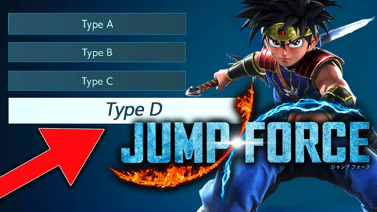 NEW AVATAR FIGHTING STYLE FOUND IN JUMP FORCE FILES! – Hero