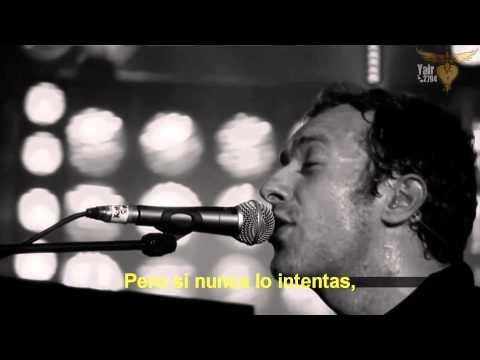 Fix You - Coldplay Subtitulada En Español