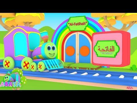 Learn Surah Al-Fatiha | Quran For Kids | Search And Find Cartoon | Abata