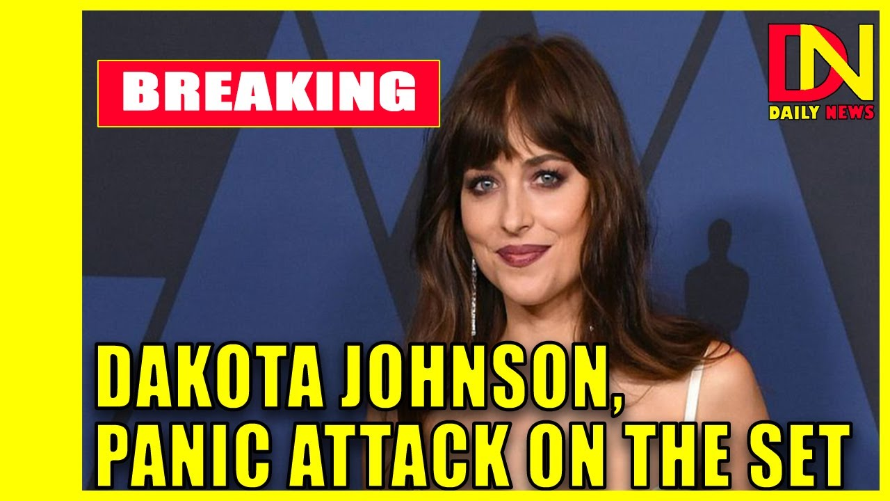 Dakota Johnson Opens Up About Experiencing A Panic Attack On Set