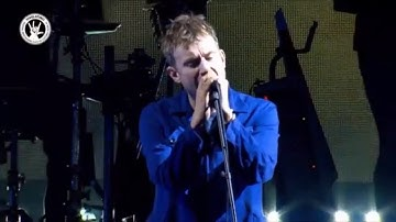Gorillaz - Feel Good Inc - Vive Latino 2018