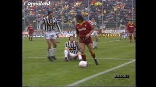 Roma-udinese 3-1 berthold, voeller, rizzitelli 1ª giornata ritorno 07-01-1990