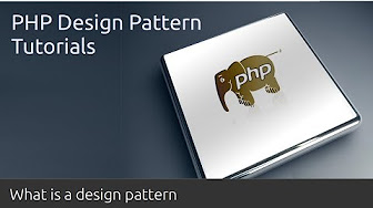 Php Design Patterns Elements Of Reusable Object Oriented Software Youtube